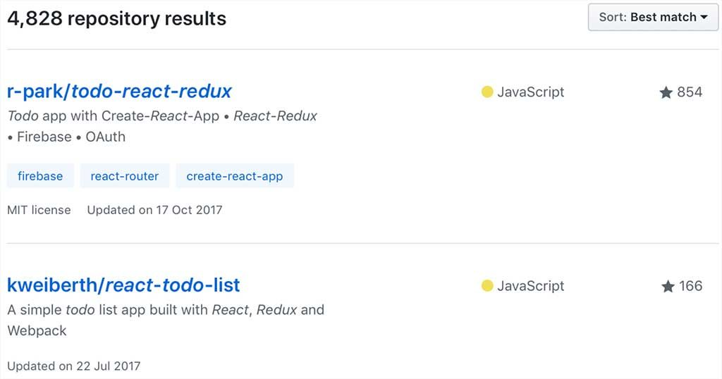 react-todo-results